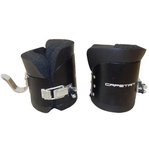 Capetan® Gravity Boots Gravitationsschuhe mit dickem Futterstoff und Metallgestell – Inversionsschuhe