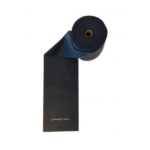 Capetan® TPE Big Pack Trainingsband für Aerobic – Mittlere Stärke – 25 m x 15 cm x 0,4 mm