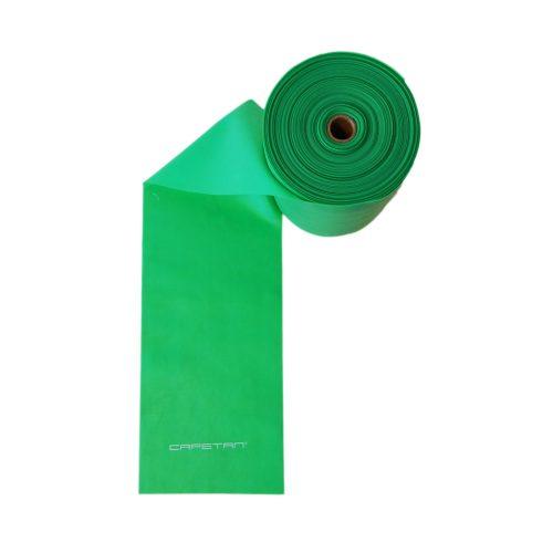 Capetan® TPE Big Pack Trainingsband für Aerobic – Stark – 25 m x 15 cm x 0,5 mm