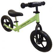 "Capetan® Energy Shadow Line Grünes Laufrad mit 12"" Rädern – Kinderfahrrad ohne Pedal"