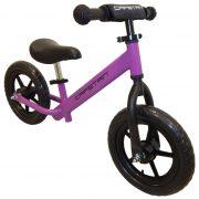 """Capetan® Energy Shadow Line lilafarbiges Laufrad mit 12"""" Rädern – Kinderfahrrad ohne Pedal"""