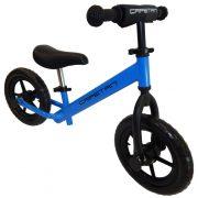 """Capetan® Energy Shadow Line Dunkelblaues Laufrad mit 12"""" Rädern – Kinderfahrrad ohne Pedal"""
