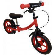 """Capetan® Sirius Premium Line Rotes mit Bremse versehenes Laufrad mit 12"""" Rädern mit Schutzblech und Klingel – Kinderfahrrad ohne Pedal"""