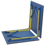 Cornilleau Hobby Mini Tischtennisplatte, Maße: 137cm x 76cm