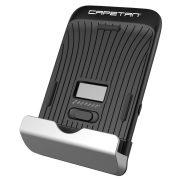 Capetan® Fit Line X2.2 Liegefahrradtrainer mit einem 6 kg schweren Schwungrad, Pulsmesser, Tablethalter, mit 110 kg Belastbarkeit