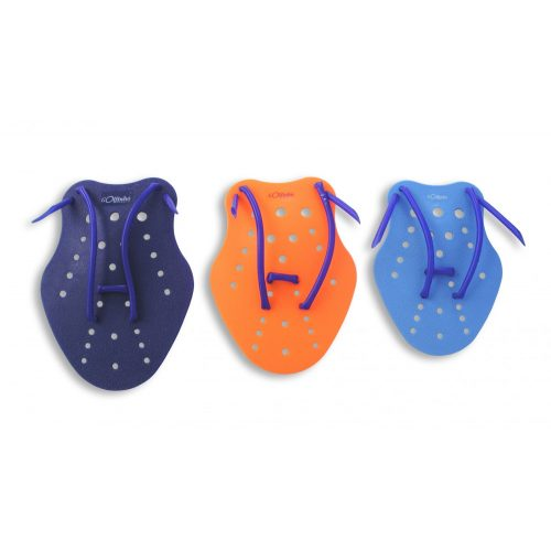 Ein Paar Schwimmpaddles für die Hände – Schwimmtrainingshilfe 200 x 145 mm, Größe M (mittelgroß)