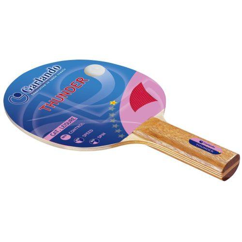 Garlando Thunder * Tischtennisschläger für Freizeit