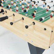 Garlando F-20 Evolution Fußballtisch (mit einklappbaren Beinen)