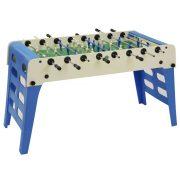 Garlando Open Air Outdoor-Fußballtisch mit durchgehenden Stangen und einklappbaren Beinen