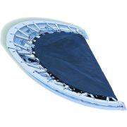 Garlando Fit & Balance To Go 122 cm zusammenklappbares Trampolin – Qualität 1. Klasse