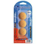 Garlando Pro Play 3-er Set Turnier-Kickerbälle