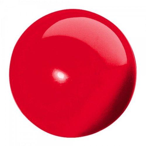 Standardmäßiger Gymnastikball – 75 cm, rot