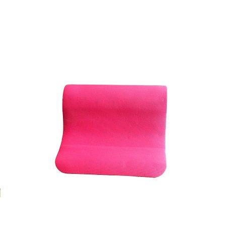 Turnmatte aus elastischem Schaummaterial – 180 x 60 x 0,8 cm, pink