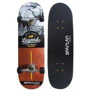 Geronco Skateboard aus kanadischem Ahorn – Qualitätsrollbrett mit ABEC 7 Lagerung