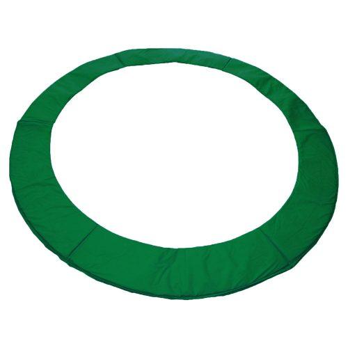 Federabdeckung zu Capetan® Olive Trampolinen in der Größe von 305 cm, tiefgrüne Farbe