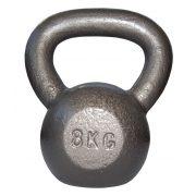 Capetan® Oracle 8 kg Kugelhantel mit Hammerschlaglackierung – Glockenhantel